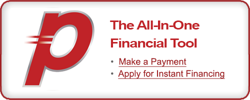 ayment button - Make a payment online or apply for instant credit